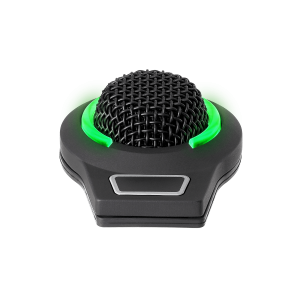 ES945O/FM3 Omnidirectional Condenser Boundary Microphone with 3-Pin XLR Output and Local Muting
