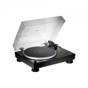 AT-LP5x Fully Manual Direct Drive Turntable