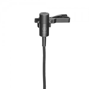 Miniature omnidirectional condenser microphone with power module
