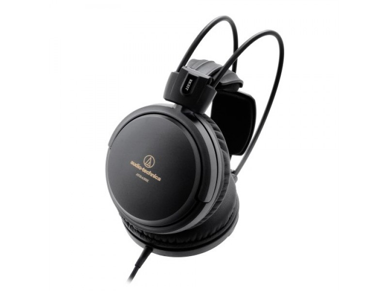 High-Fidelity Closed-Back Headphones