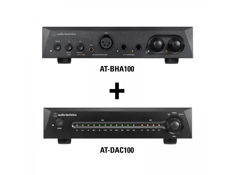 Headphone Amplifier & DAC