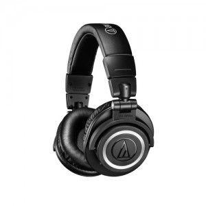 ATH-M50xBT Bluetooth Over-Ear Headphones