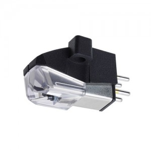 Dual Moving Magnet Stereo DJ Cartridge