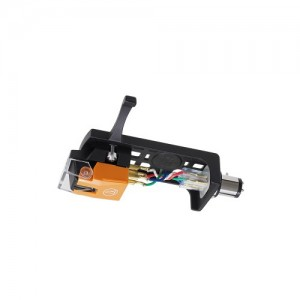 Dual Moving Magnet Stereo Cartridge with Elliptical stylus with HS10 Headshell