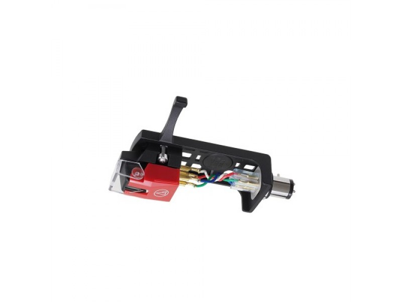Dual Moving Magnet Stereo Cartridge with Microlinear stylus and HS10 Headshell