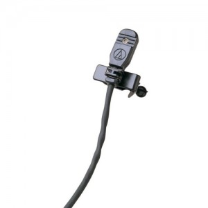 Omnidirectional Condenser Lavalier Microphone