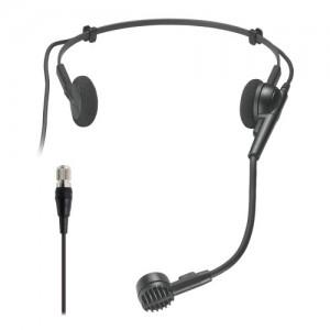 Hypercardioid Dynamic Headworn Microphone, for A-T Wireless System