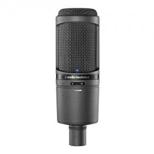 USB Cardioid Condenser Microphone