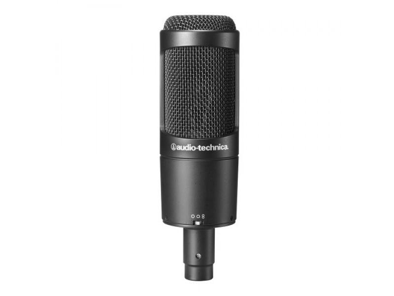 Multi-pattern Condenser Microphone