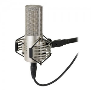 Transformer-Coupled Cardioid Condenser Microphone