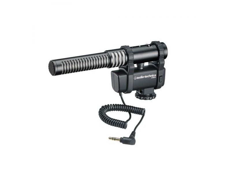 Stereo/Mono Camera-Mount Microphone