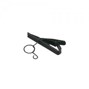 Wire Spring Lavalier Microphone Clip
