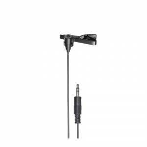 Omnidirectional Condenser Clip-on Microphone