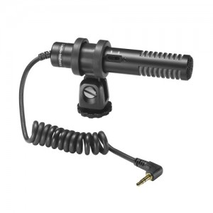 Stereo Condenser Camcorder Microphone