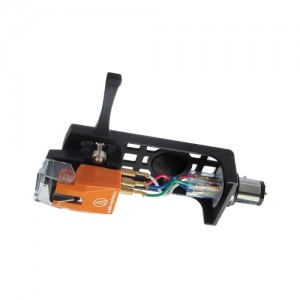 Dual Moving Magnet Stereo Cartridge with Headshell