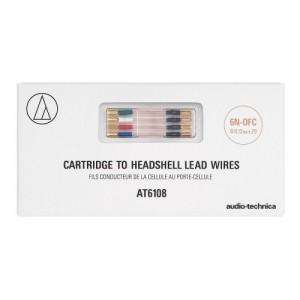 Cartridge To Headshell Leadwires