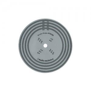 Stroboscopic disc