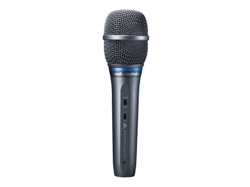 Cardioid Condenser Handheld Microphone