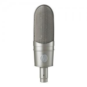 Bidirectional Active Ribbon Microphone