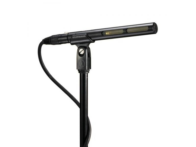 Line + gradient condenser microphone, 175mm