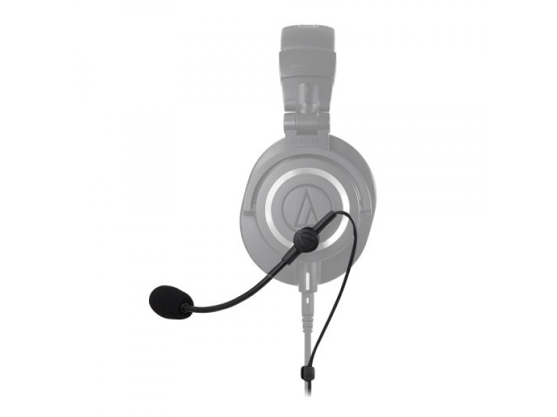 Detachable Gaming Boom Microphone