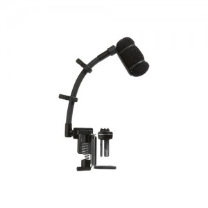 Cardioid Condenser Instrument Microphone with Drum Mounting System