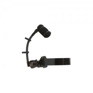 Cardioid Condenser Instrument Microphone with Woodwind Mounting System