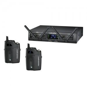 System 10 PRO - Rack-Mount Digital Wireless System