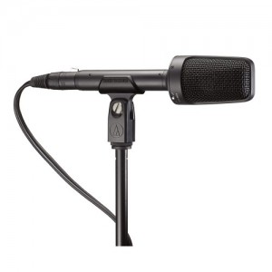 Large diaphragm X/Y microphone