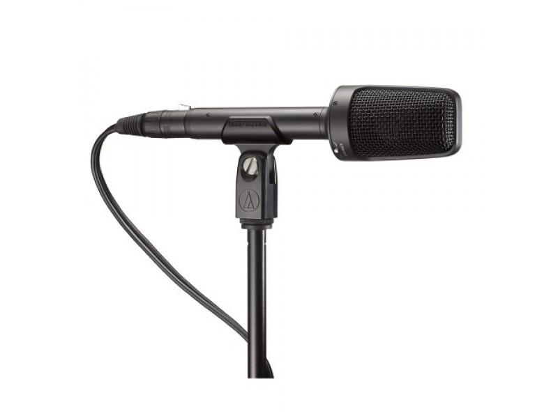 Large diaphragm X/Y microphone