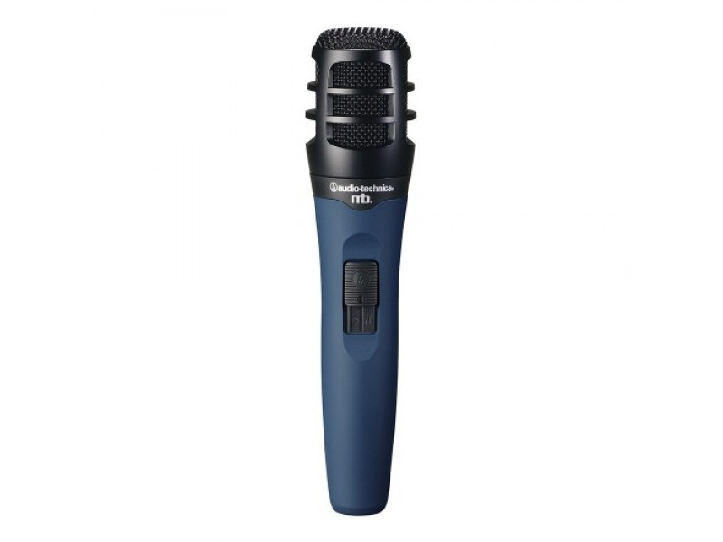 Handheld/Stand Hypercardioid Dynamic Instrument Microphone