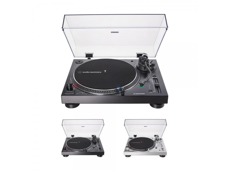 Direct-Drive Turntable (Analog & USB)