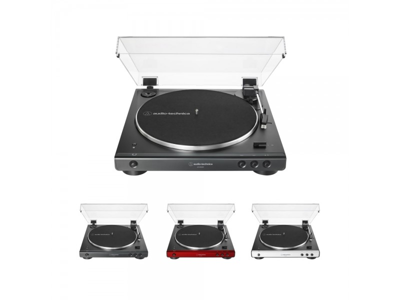 Fully Automatic Wireless Belt-Drive Turntable