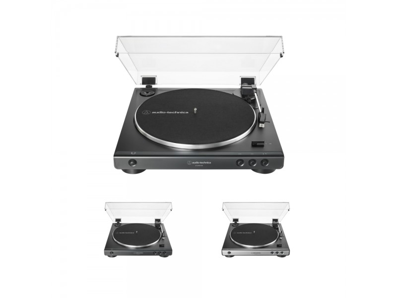 Fully Automatic Belt-Drive Turntable (USB & Analog)
