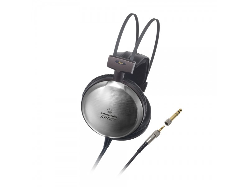 Audiophile Closed-Back Dynamic Headphones
