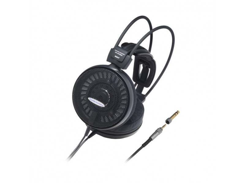 Audiophile High-Fidelity Open-Back Headphones