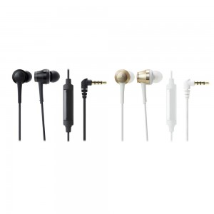 High-Resolution In-Ear Headphones