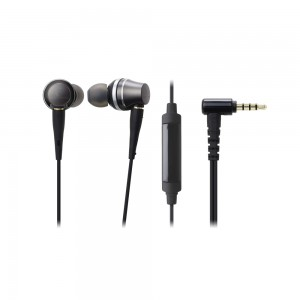 Sound Reality In-Ear High-Resolution Headphones with Mic & Control
