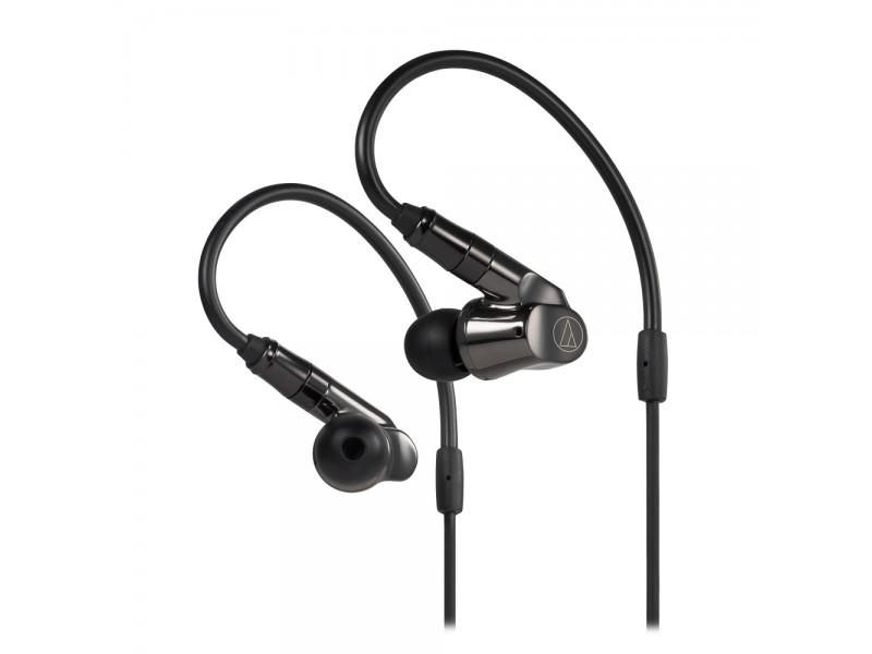 In-Ear Hybrid Multidriver Headphones