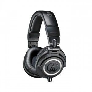 ATH-M50x Over-Ear Headphones