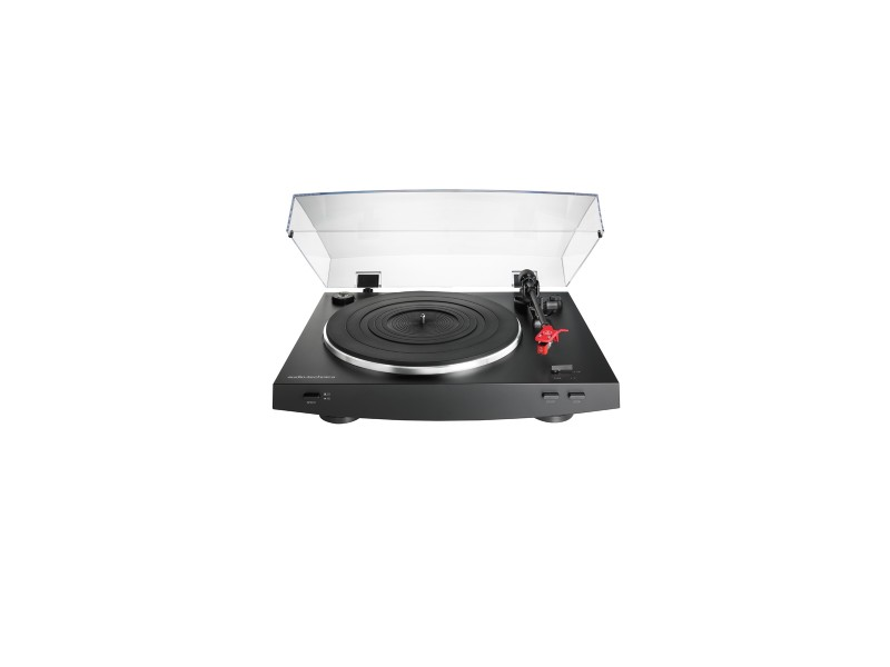 Fully Automatic Belt-Drive Stereo Turntable