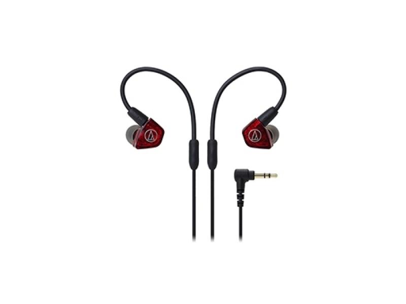 Dual Balanced Armature Drivers In-Ear Monitor Headphones