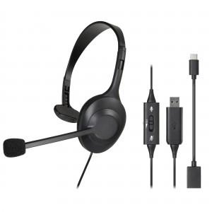 ATH-101USB Single-Earpiece Headset
