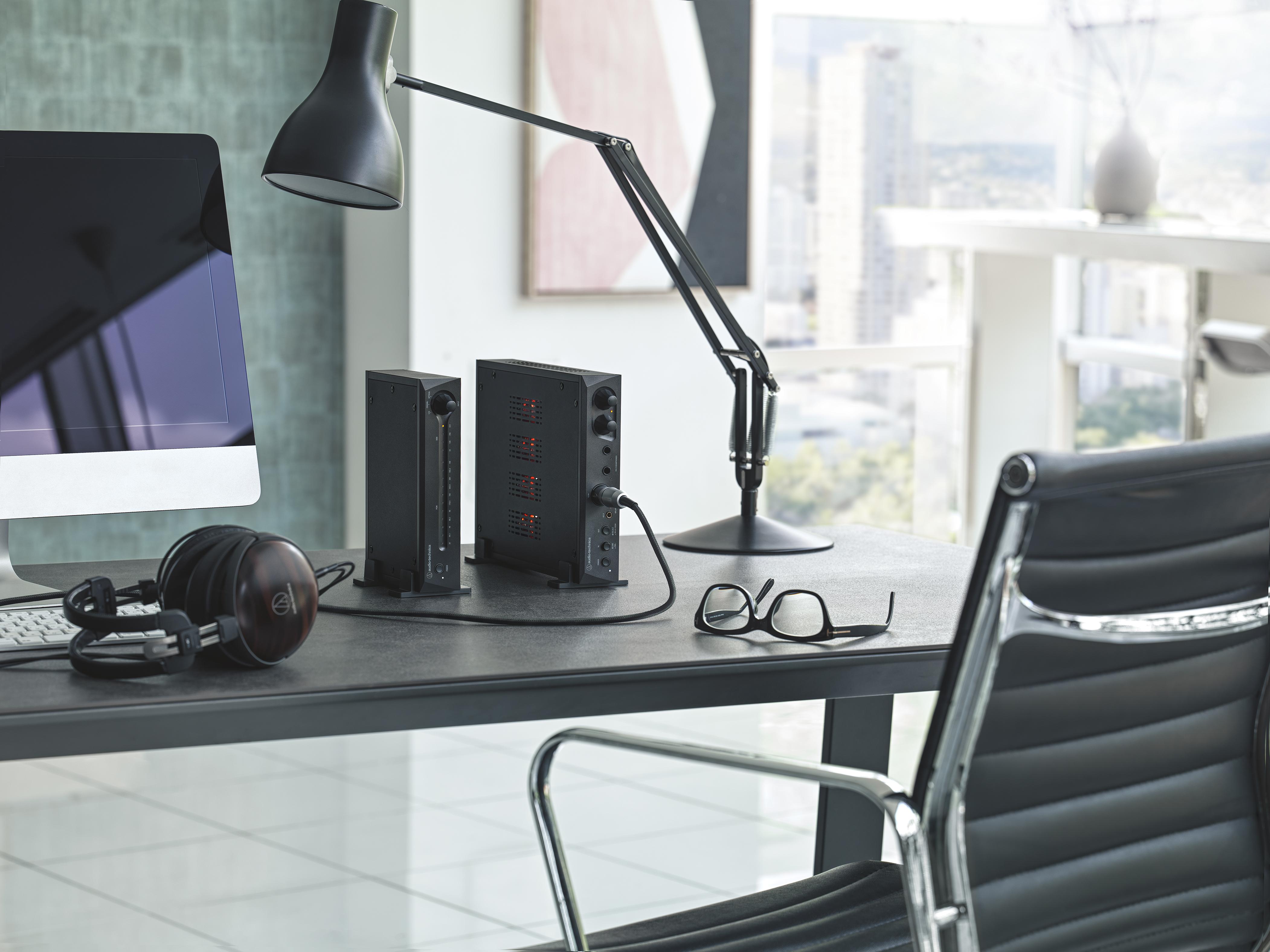 Audio-Technica's Releases New Balanced Headphone Amplifier, AT-BHA100